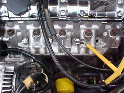 Posición cables de bujias renault 9